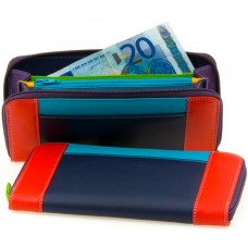 Large Zip Wallet, diverse kleuren