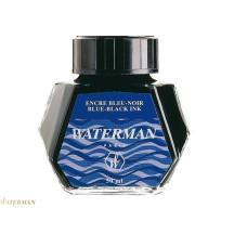Waterman vulpeninkt  Mysterious Blue blauw zwart