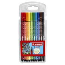 STABILO Viltstift POINT 68 SET a 10 kleuren